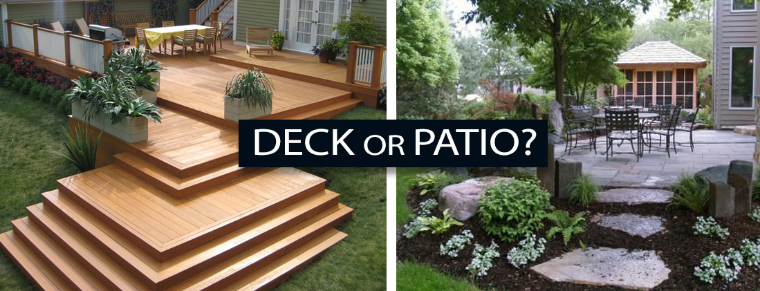 Deck or Patio: How to Pick the Best Solution for Your Home on Patio With Deck Ideas id=96461